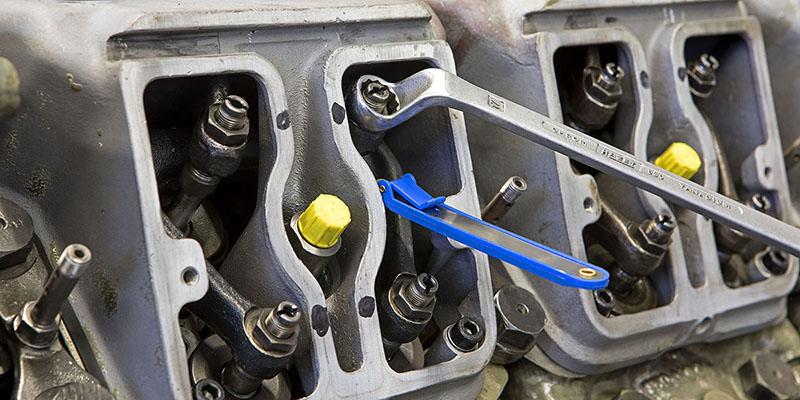Fachgerechte und verlässliche Wartung Ihrer Motoren, auch Generalüberholung