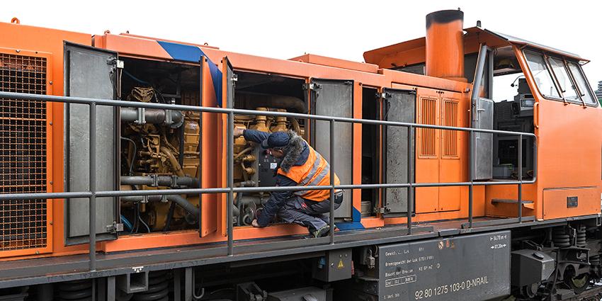 Die K.W. Dressendörfer GmbH und Co. KG, Instandsetzung und Wartung von Industriemotoren und Fertigung von Kurbelwellen